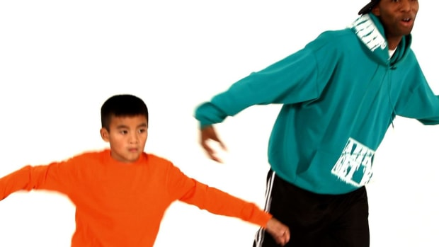 N. How to Do the Kick Step Hip-Hop Dance for Kids Promo Image