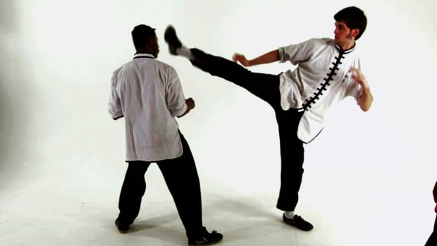 ZW. 6 Shaolin Kung Fu Kicking Techniques Promo Image