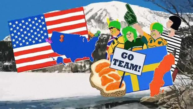 A. How to Celebrate the History of the Winter Olympics Promo Image
