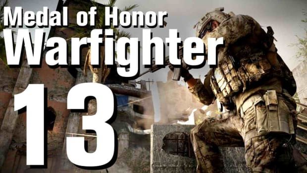 M. Medal of Honor: Warfighter Walkthrough Part 13 Chapter 7: Preacher Promo Image