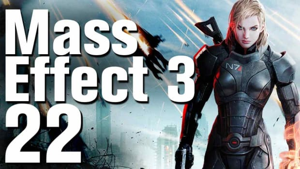 V. Mass Effect 3 Walkthrough Part 22 - Grissom Academy Promo Image