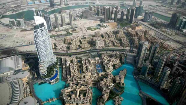 A. Top 7 Places to Visit in Dubai Promo Image