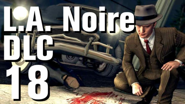 "R. L.A. Noire Walkthrough: ""Slip of the Tongue"" (2 of 5) Promo Image"