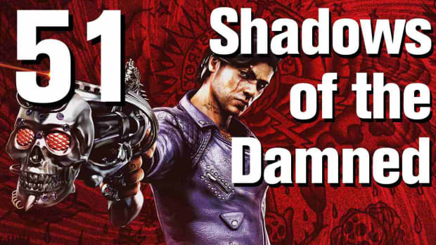 ZY. Shadows of the Damned Walkthrough: Act 5-4 The Final Chapter (1 of 2) Promo Image