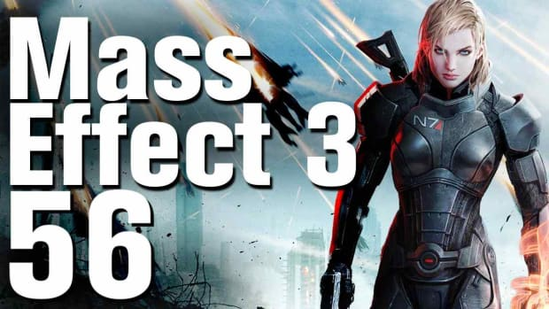 ZZD. Mass Effect 3 Walkthrough Part 56 - Garrus, Liara, Miranda Conversations Promo Image