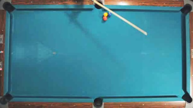"ZE. How to Do the ""Photo Finish"" Pool Trick Shot Promo Image"