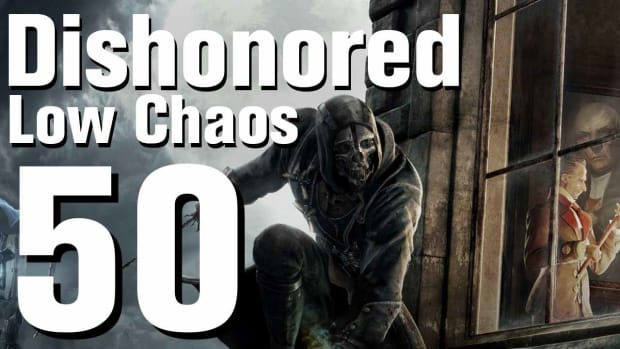 ZX. Dishonored Low Chaos Walkthrough Part 50 - Chapter 7 Promo Image