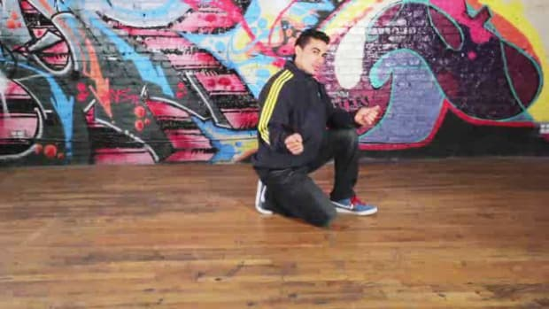 Y. How to Do a Backspin with Normal Whip B-Boy Dance Move Promo Image