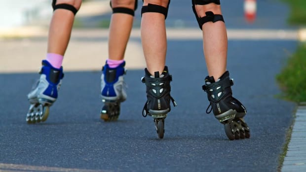 B. In-Line Skating Basics for Beginner Rollerbladers Promo Image