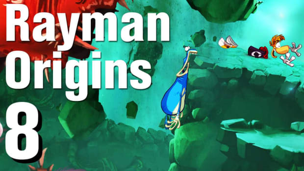 H. Rayman Origins Walkthrough 2-1: Crazy Bouncing Promo Image