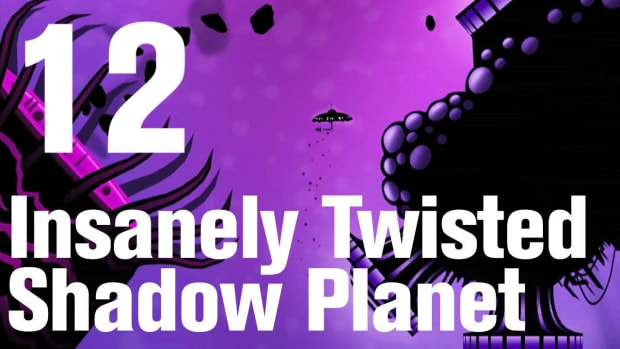 L. Insanely Twisted Shadow Planet Walkthrough Part 12: Ocean Promo Image