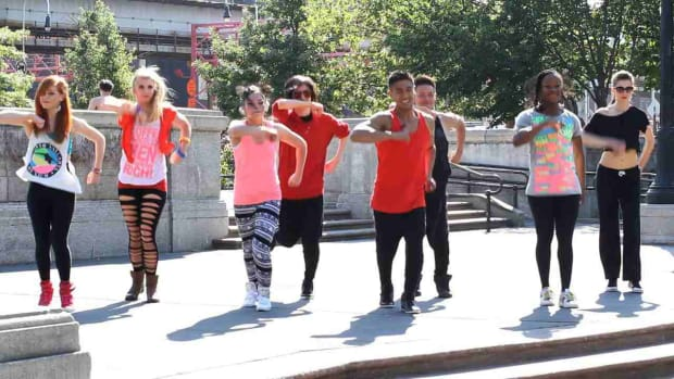 ZI. How to Dance like Quest Crew in Party Rock, Part 1 Promo Image