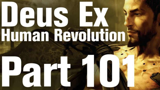ZZZW. Deus Ex: Human Revolution Walkthrough - Cloak and Daggers and The Take (3 of 6) Promo Image