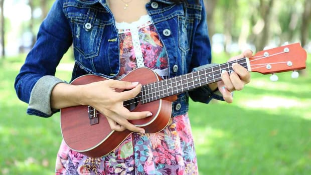 T. How to Play Hawaiian Music on Ukulele Promo Image
