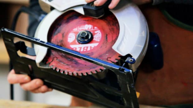 L. How to Use a Circular Saw for Woodworking Promo Image
