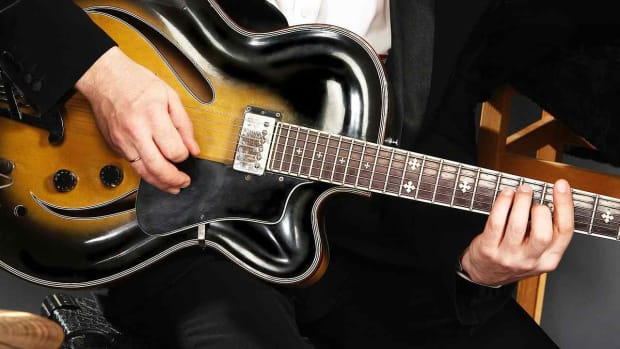 ZR. How to Play Bluegrass in Fingerstyle Guitar Promo Image