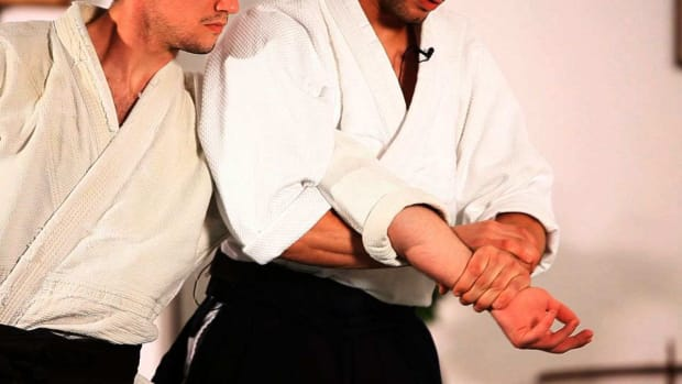 Y. How to Do Hiji Waza in Aikido Promo Image