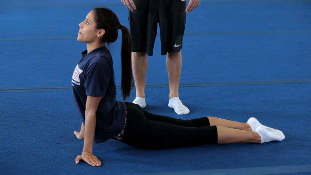 E. How to Do a Back Walkover Promo Image