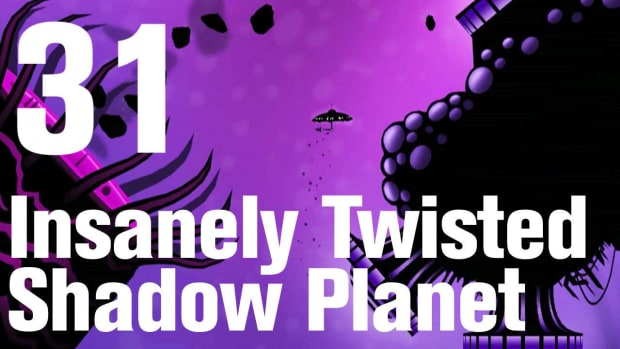 ZE. Insanely Twisted Shadow Planet Walkthrough Part 31: Electrical Promo Image