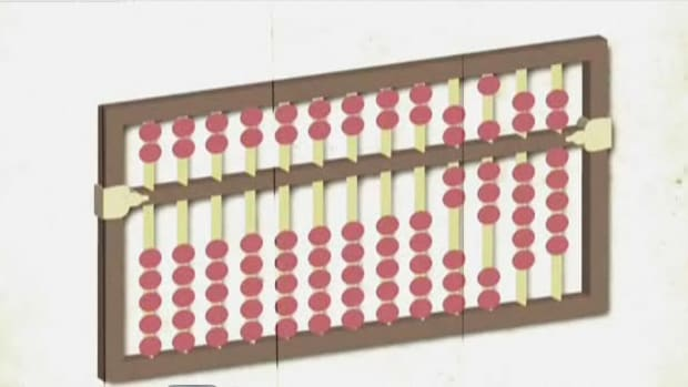 I. How to Count on an Abacus Promo Image