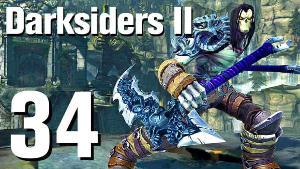 ZH. Darksiders 2 Walkthrough Part 34 - Chapter 4 Promo Image