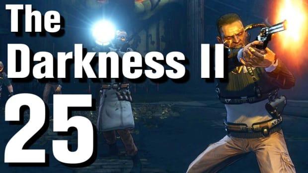 Y. The Darkness 2 Walkthrough - Part 25 The Asylum Promo Image