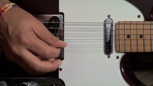 ZZL. How to Do Finger Exercise #2 on Guitar Promo Image