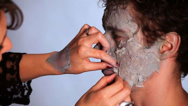 ZM. How to Add Color to Special FX Zombie Makeup Promo Image