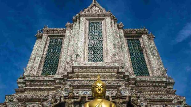 G. Visiting Wat Arun in Bangkok Promo Image