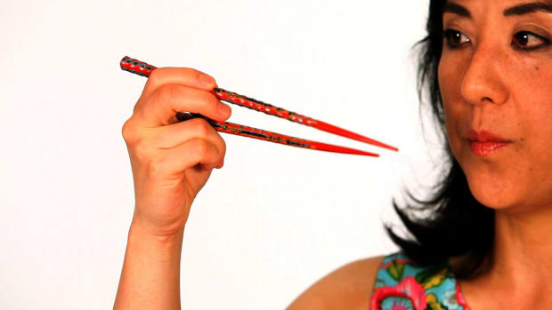 ZD. How to Use Chopsticks Promo Image