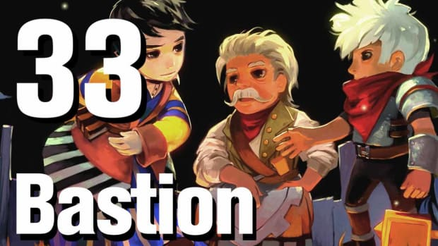 ZG. Bastion Walkthrough Part 33: Colford Cauldron (2 of 2) Promo Image