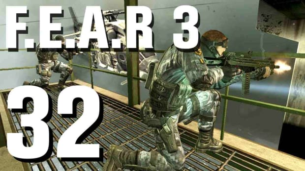 ZF. F.E.A.R. 3 Walkthrough Part 32 Port (5 of 8) Promo Image