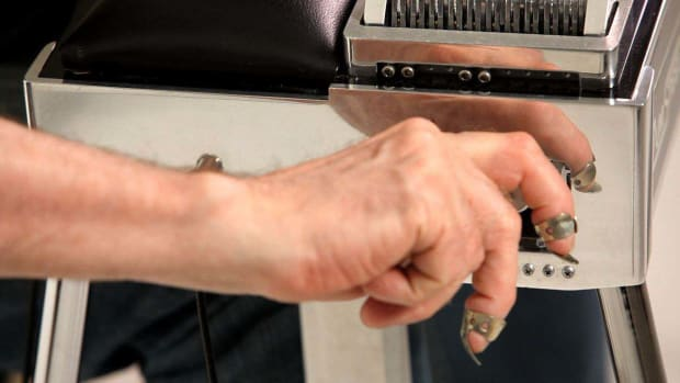 S. How to Tune the B & C Pedals on a Steel Guitar Promo Image