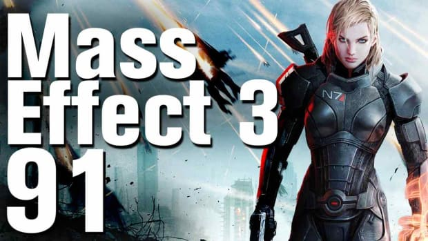 ZZZM. Mass Effect 3 Ending - Walkthrough Part 91 Promo Image