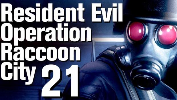 U. Resident Evil Operation Raccoon City Walkthrough Part 21 - Expendable Promo Image