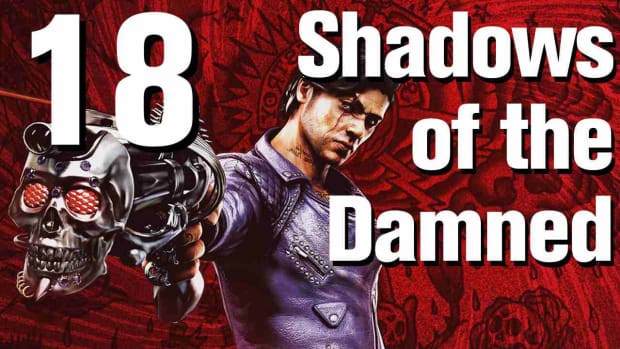 R. Shadows of the Damned Walkthrough: Act 3-2 My Dying Concubine (2 of 3) Promo Image