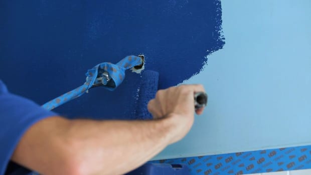 Y. How to Paint a Bathroom Promo Image