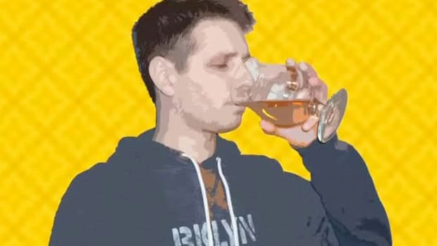 R. How to Drink Scotch Promo Image