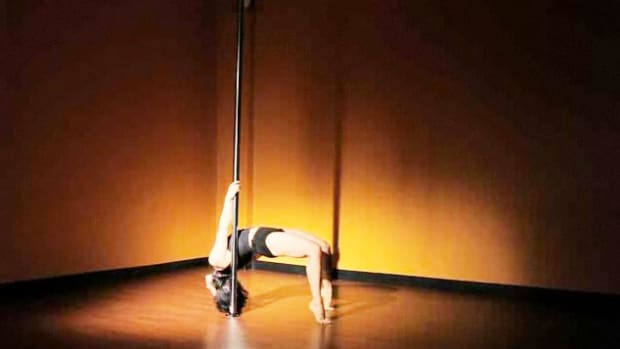 I. How to Do a Pole Bend in Pole Dancing Promo Image