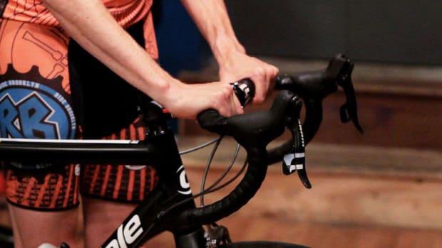 U. Bike Race Riding Positions Promo Image