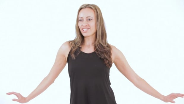 E. How to Do Basic Samba Shoulder Movements Promo Image