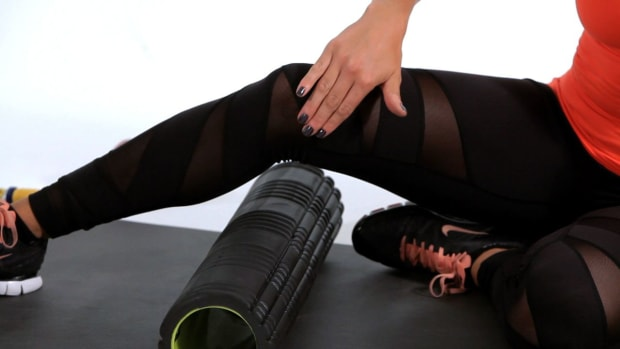 ZC. Benefits of Using a Textured Foam Roller Promo Image