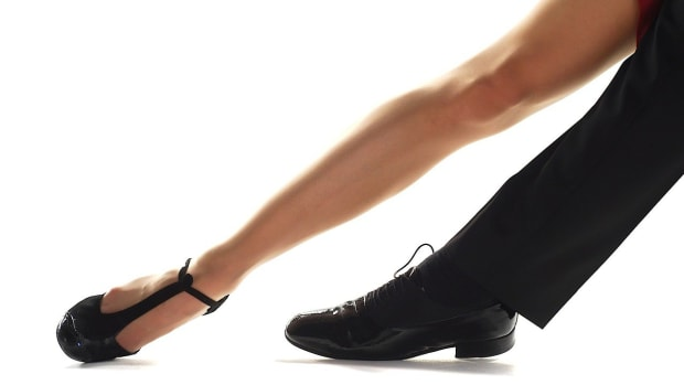 ZP. How to Pick Salsa Dance Shoes Promo Image