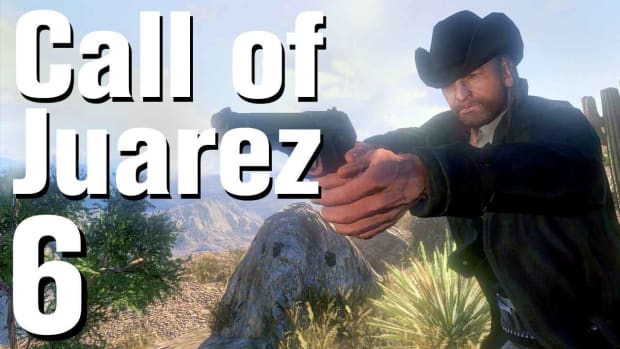 F. Call of Juarez The Cartel Walkthrough: Chapter 1 (5 of 5) Promo Image