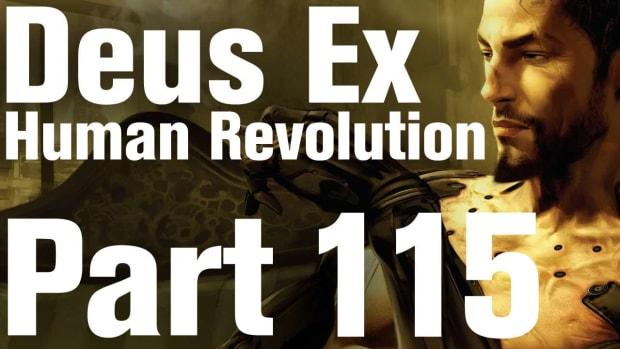 ZZZZK. Deus Ex: Human Revolution Walkthrough - Acquaintances Forgotten (2 of 4) Promo Image