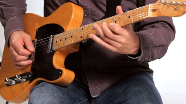 ZF. How to Play Pedal Steel Licks in Country Guitar Promo Image