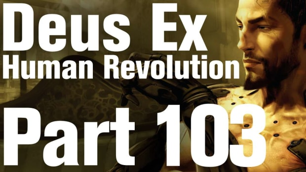 ZZZY. Deus Ex: Human Revolution Walkthrough - Cloak and Daggers and The Take (5 of 6) Promo Image