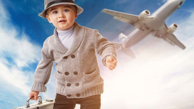 ZU. How to Travel with an Infant Promo Image