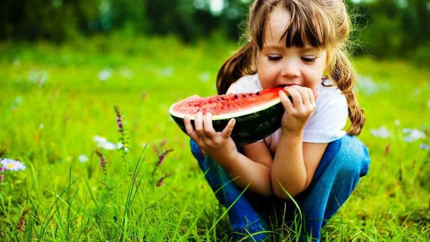 W. Should Children Go on a Raw Food Diet? Promo Image