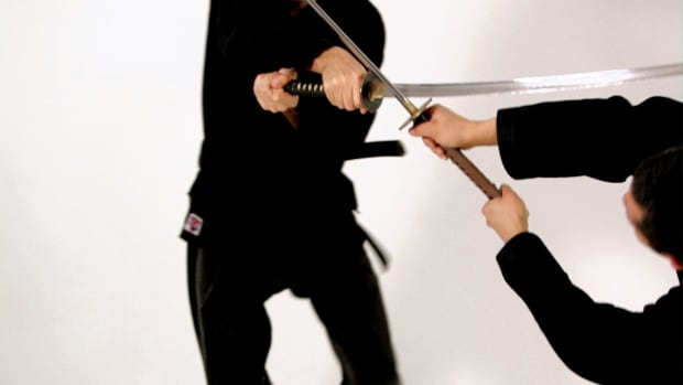 ZP. How to Do Kasugai Dome Technique in Katana Sword Fighting Promo Image